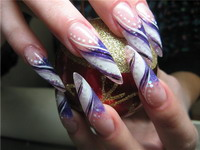 gel01 Гелеві нігті